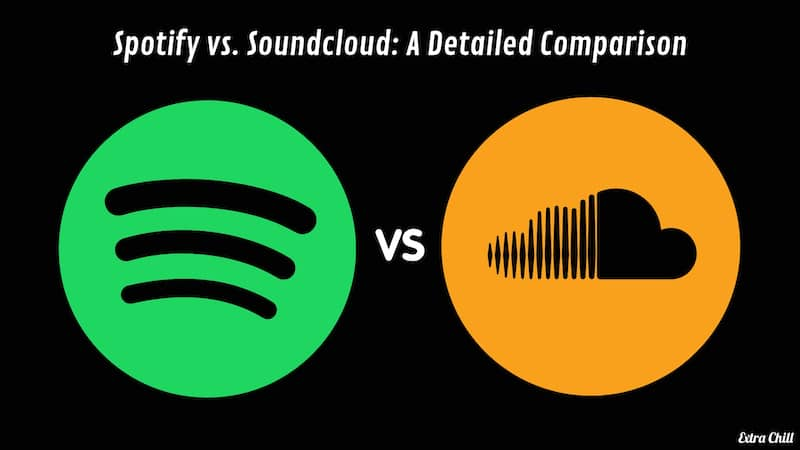 Spotify vs  SoundCloud: From Someone Who Uses Both