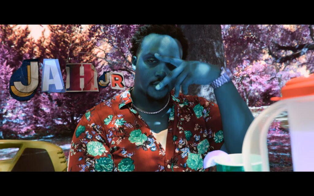 Jah Jr. - Uh Huh ft. NSMG Kannon (Video) - Extra Chill