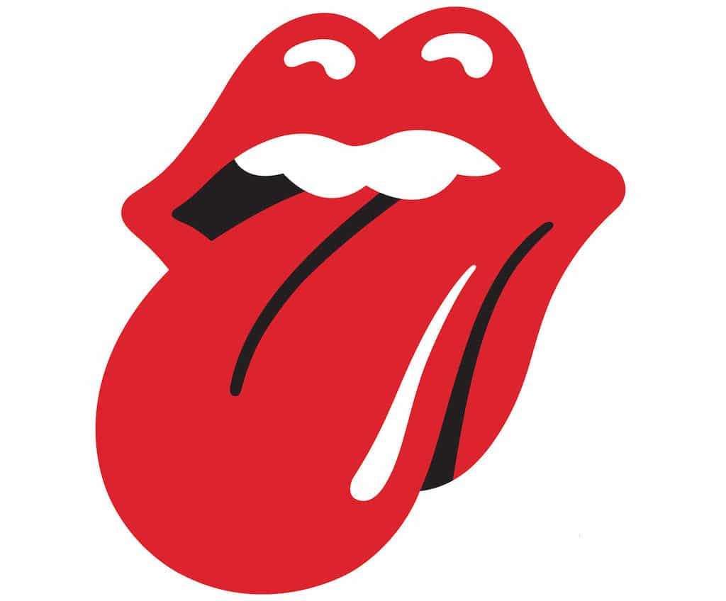 The History of the Rolling Stones Tongue and Lips Logo ...