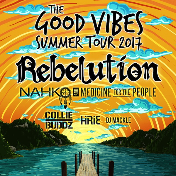 Good Vibes Summer Tour Makes Charleston Stop this Friday